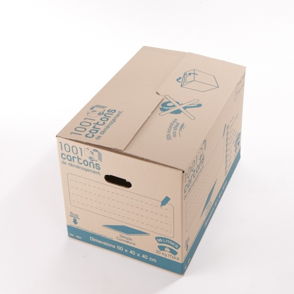 carton 100 automatique 96 litres. Black Bedroom Furniture Sets. Home Design Ideas