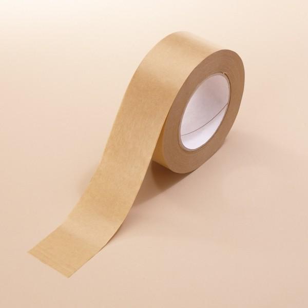Rouleau adhésif en papier kraft