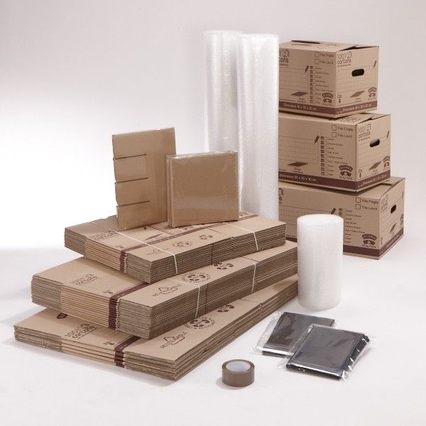 kit 2 pi ces kits de d m nagements. Black Bedroom Furniture Sets. Home Design Ideas