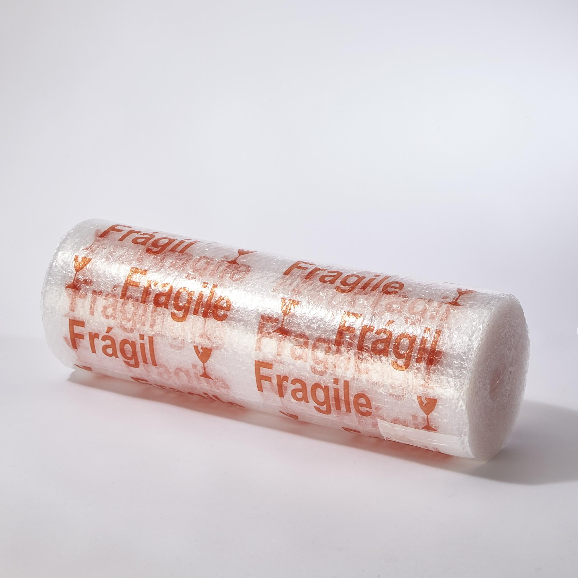 Film bulle imprimé Fragile