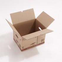 Petit carton de déménagement