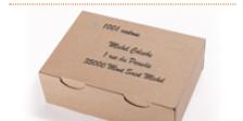 carton envois postaux